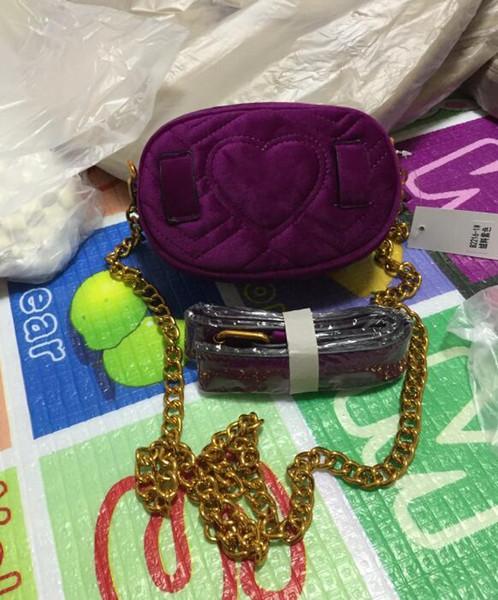 Nouveau style en gros de mode pour femmes en cuir taille velours sacs sac à boucle en métal women039, les poches, avec bandoulière en chaîne, Ceinture 2216
