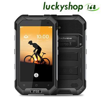 IP68 Водонепроницаемый Blackview BV6000 смартфон 4.7-дюймовый HD MT6755 Octa Core 3 ГБ оперативной памяти 32 ГБ ROM 13MP сотовый телефон