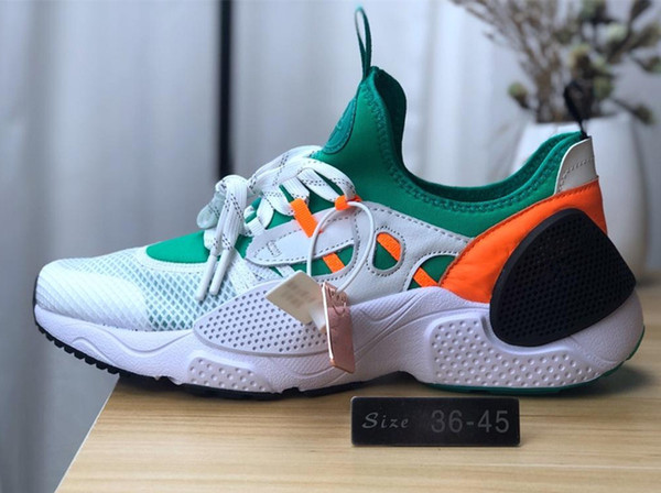 2019 Mens Huarache E.D.G.E TXT QS Running Shoes For Men 2019 New Hot Womens Huraches Sneakers Boys Students Sneaker Chaussures From Esoccer, $63.96 |