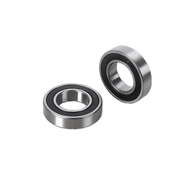2 PCS S6001-2RS 440c CERAMIC Stainless Steel Bearing ABEC-5 12x28x8 mm