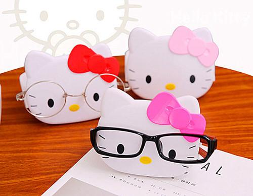 Cheap Xingkings New Hello Kitty Soap Holder / Glass Holder Multi functions Glass Holder Case KX-TQ043