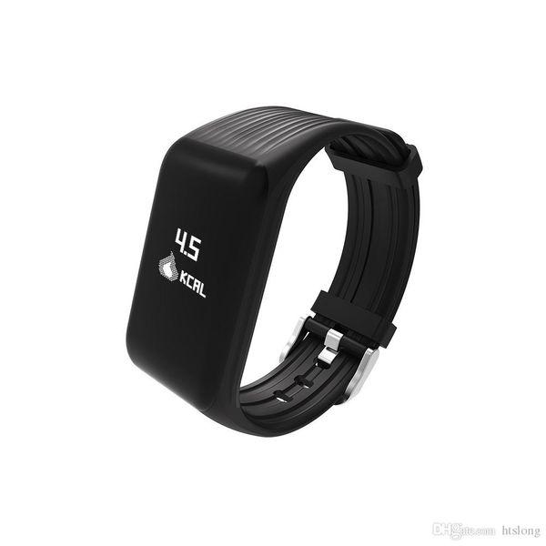 2018 Amazon Hottest Smart Bracelet Band K1 IP68 Waterproof OLED Heart Rate  Fitness Tracker PK Mi Band 2 S2 Smart Wristband Best Wristband 2015 Fit