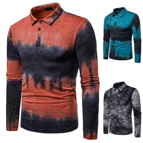 2020 luxury fashion mens designer polo shirts Men High quality Polo shirt T shirts Man Lapel Long sleeves Men's Clothing hot sale YB27 111111111111222222111111111111222222222211111111111122222222222222
