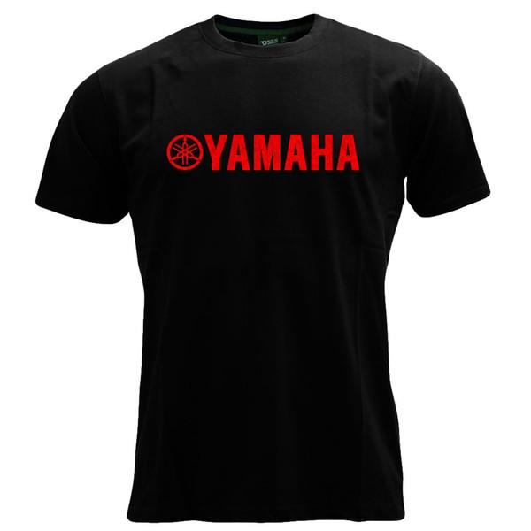 Yamaha Motorcycles Logo T-Shirt -R1 R3 R6 FZ VMAX