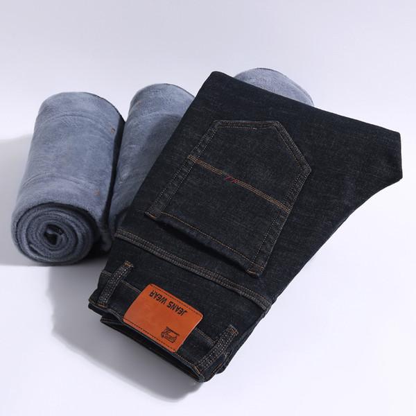 I jeans diritti sottili adolescenti di alta qualità dei jeans 2019 della primavera ed i pantaloni allentati casuali della primavera ed estate della Cina adattano i jeans del motociclista di marca