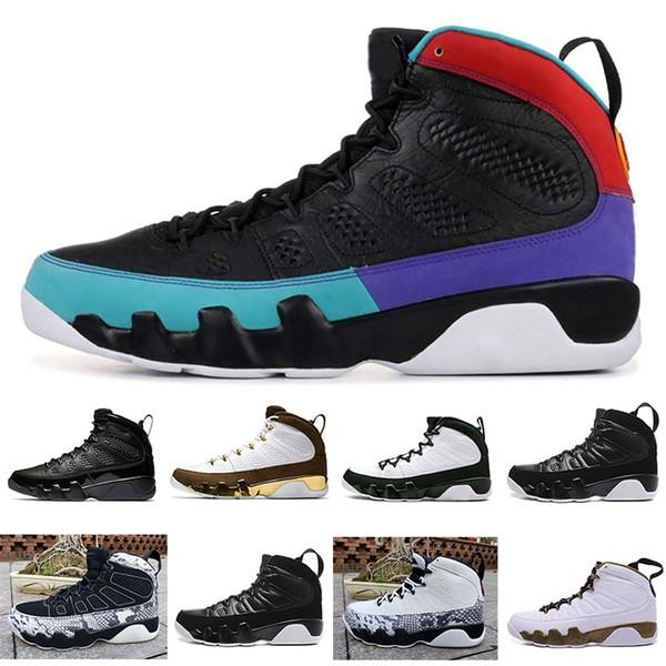 JODE 9 IX Dream-it do-it JUMPMAN Snakeskin 9s Mens Basketball Shoes City of Flight OG space jam release Mop Melo Size US 7-13