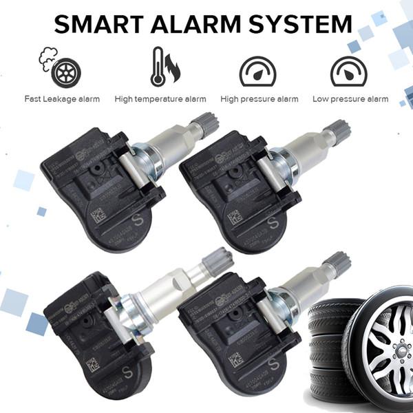 top popular Tire Pressure Monitoring Sensor 40700-4GA0B 407004GA0B TPMS For Infiniti Q50 2014 2015 Tyre Pressure 315Mhz 40700-4GA0A 2021
