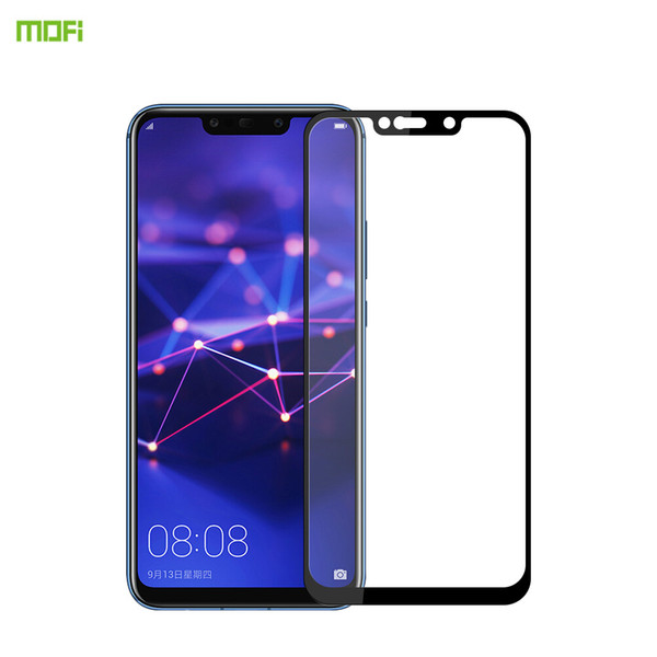 wholesale Mate 20 Lite Glass Film 6.3 inch MOFi Screen Protection Maimang 7 Tempered Glass Huawei Mate 20 Lite Screen Protector