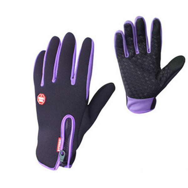 Purple-silicone