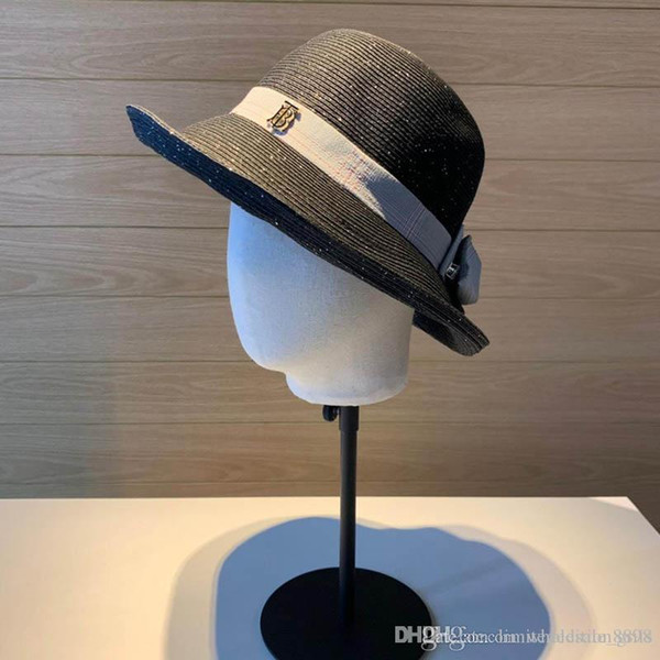 Fashionable luxury fisherman hat designer hat luxury casual hat fashion logo canvas making fashion hardware classic embroidery 107