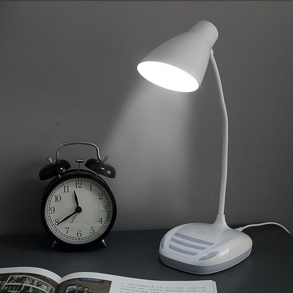 2019 Led Touch On Off Switch Desk Lamp Rechargeable Led Table Lamps Flexible Night Lighting Table Lamp With Usb Cable For Study From Afantilamp