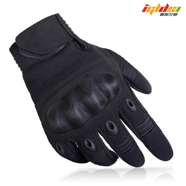 Tactical Gloves Army Men Gloves Women SWAT Anti-skid Full Finger Paintball Touch Screen Combat Size M-XL