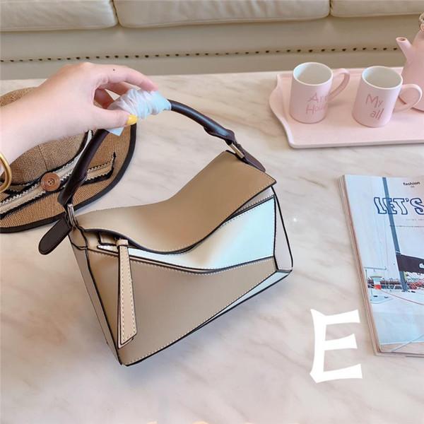 Multicolor en stock fashion lady brand designer crossbody bolsos bolso de hombro de diseñador de marca de cuero genuino bolsos de mujer de alta calidad
