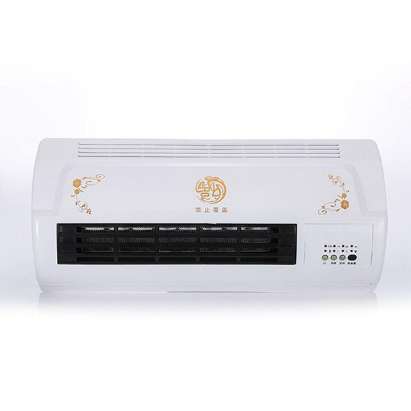 best selling Wall Mounted Heater Space Heating Air Conditioner Dehumidifier with Remote Control