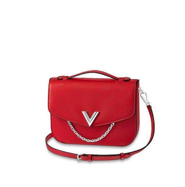 2019 2019 M51682 Very Messenger WOMEN HANDBAGS ICONIC BAGS TOP HANDLES SHOULDER BAGS TOTES CROSS BODY BAG CLUTCHES EVENING