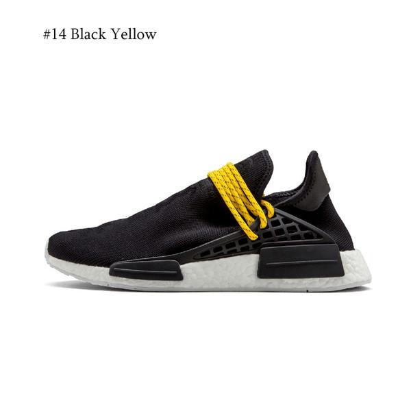 14 negro amarillo