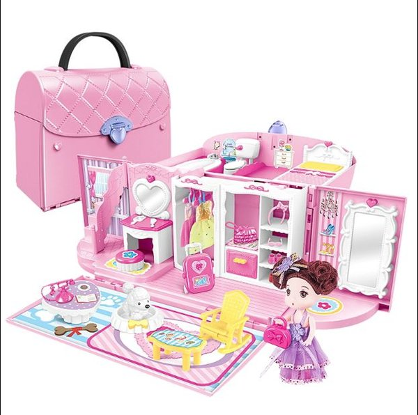 Kitchen Toy Princess Handbag Girl Princess Castle Kitchen Children S Toy Child S Birthday Present Children S Day Present Girl S Heart Toy Dr