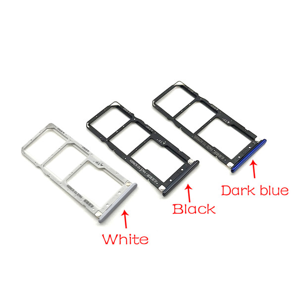 10pcs/lot, New SIM Card Tray Holder Slot Adapter Replacement Part For xiaomi play