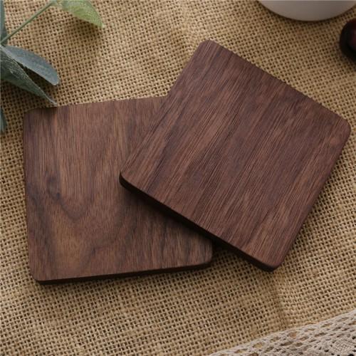 black walnut square thicken