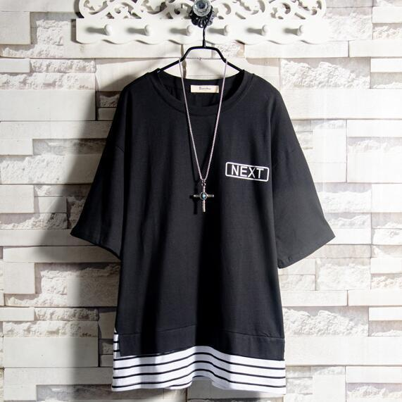 Fashion Tees For Men Cotton Mens off Clothing T-shirt Round Collar billionaire Man Tops Summer Short Sleeve black White the letter shirt tee