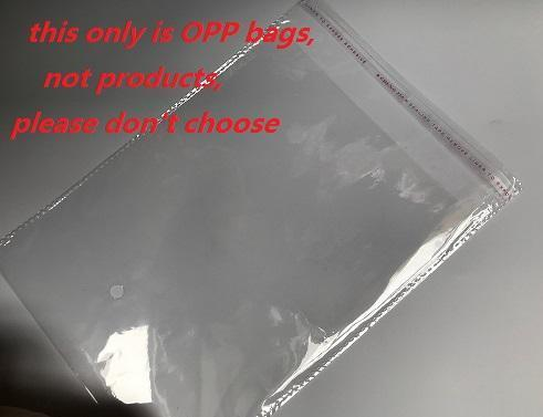 opp bags (only 1pcs)