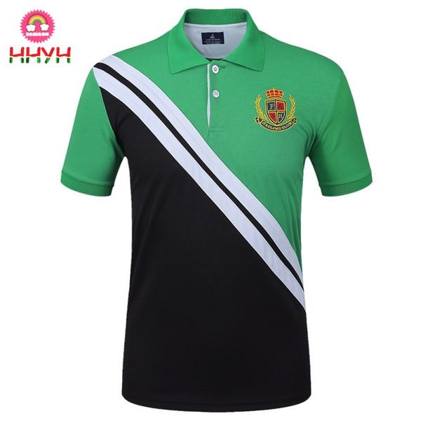 Esportes ao ar livre Jogging Workout Tops Marca Mens Pólo Camisa de Fitness de Manga Curta Tênis Camisetas de Golfe Roupas Ativo Tops