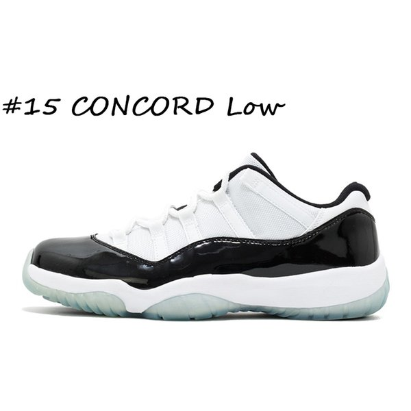 # 15 CONCORDO bajo