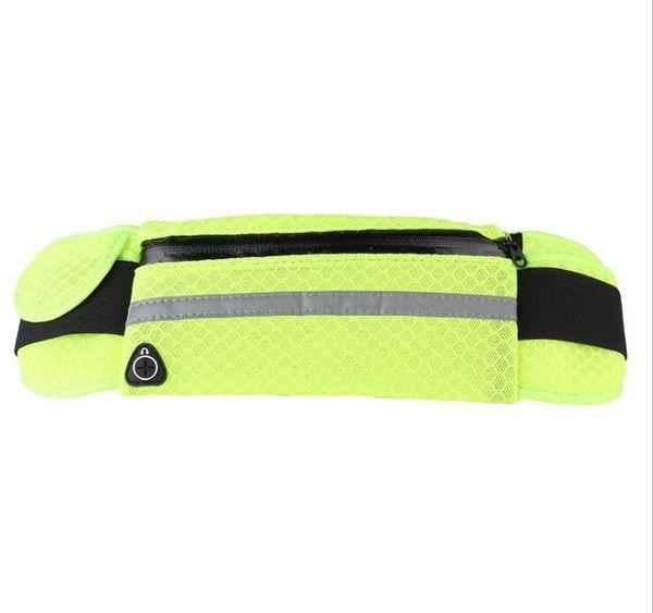 Borse da viaggio riflettenti con portabicchieri Pacchetto sportivo per borse da campeggio / Escursionismo / Pesca