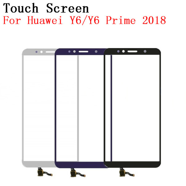 Replacement For Huawei Y6 2018/Y6 Prime 2018 Touch Screen Digitizer Sensor Outer Glass Lens Panel