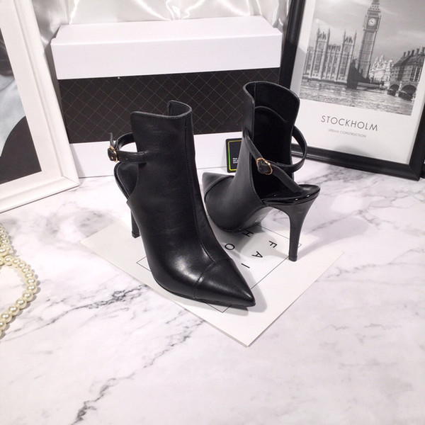 2019 Christians women red bottom pumps high heels peep toe Stiletto dress shoes platform patent leather rose hx190708