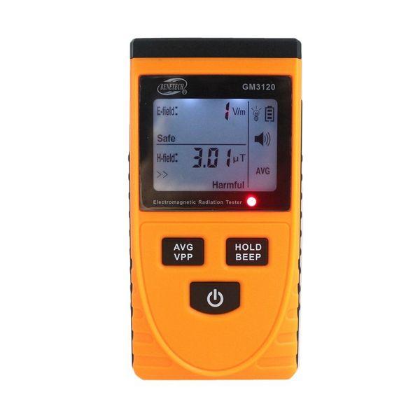 2019 Venta Caliente gm3120 instrumento de medición de radiación electromagnética Mejor medidor de radiación electromagnética detector herramienta al por mayor