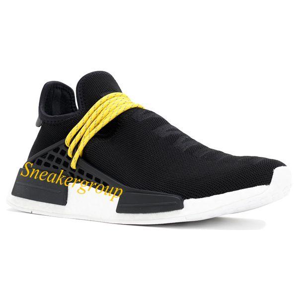#4 Black Yellow