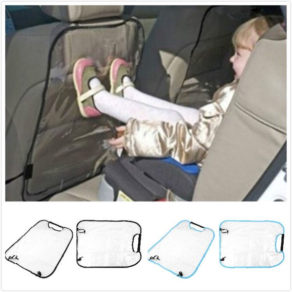 Pleasant Anti Stepped Dirty Auto Clear Car Seat Back Cover Protector Kids Baby Kick Mat Cheap Car Seat Cover Sets Cheap Car Seat Covers From Xiaomei886809 Inzonedesignstudio Interior Chair Design Inzonedesignstudiocom