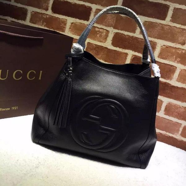 282309 Classic Simple Large Capacity Handtaschen Schultertaschen Messenger Bags Totes Iconic Umhängetaschen Top Griffe Kupplungen Abend