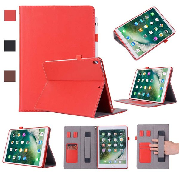 Classic Genuine Leather Tablet Case Cover For iPad PRO 10.5 with Stand Shockproof Leather Tablet Case Shell