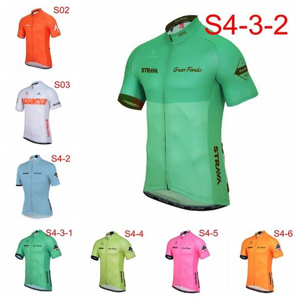 2019 Cycling Jersey Tops Summer Racing Cycling Clothing Short Sleeve Bike Shirts