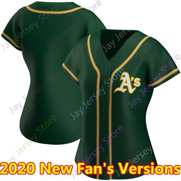 Mujeres 2020 Nueva Green I