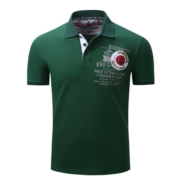 Luxury Designer T Shirts For Mens Polo Shirts Summer Short Sleeve Embroidery Mens Shirts Casual Tees Youth Tops Clothing 3 Colors M-3XL