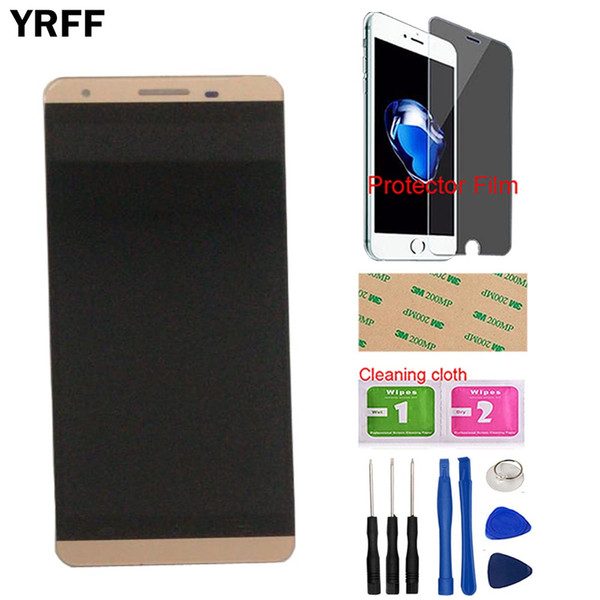 Mobile LCD Display 100% Tested 1080*1920 LCD Screen For Cubot X15 Display With Touch Screen Assembly Tools Protector Film