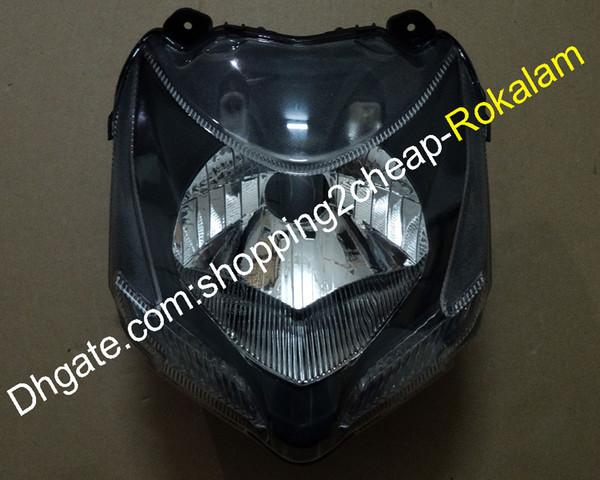 Motocicleta Farol Farol Assembly Para Ducati 848 streetfighter 2009 2010 2011 2012 2013 2014 Frente Head Light