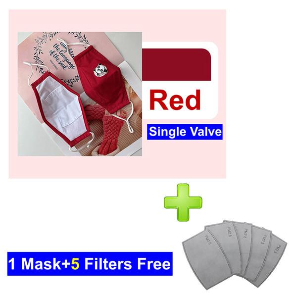 Rosso Con Valve