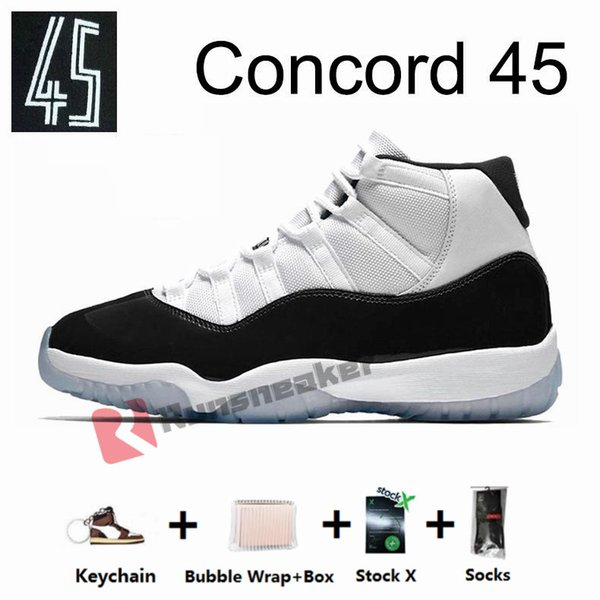 11S-كونكورد السامي 45