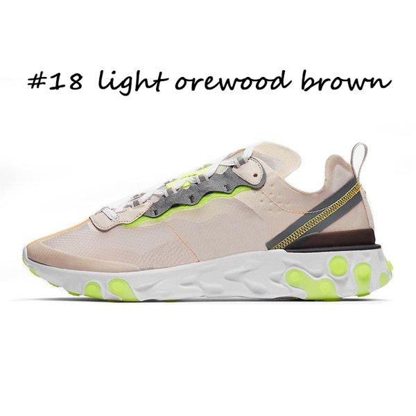 Orewood n ° 18 brun40-45