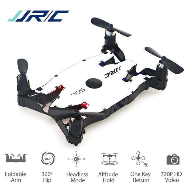best selling JJR C JJRC H49 SOL Ultrathin Wifi FPV Selfie Drone 720P Camera Auto Foldable Arm Altitude Hold RC Quadcopter VS H37 H47 E57 Dron
