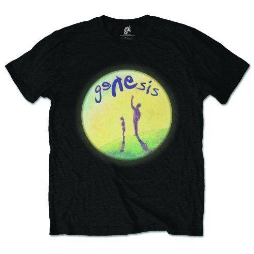 "Genesis' We Can'T Dance Circle'ALICE IN CHAINS ""TRI CELL"" BLACK T-SHIRT NEW OFFICIAL ADULT Men Women Unisex Fashion tshirt Free Shipping"