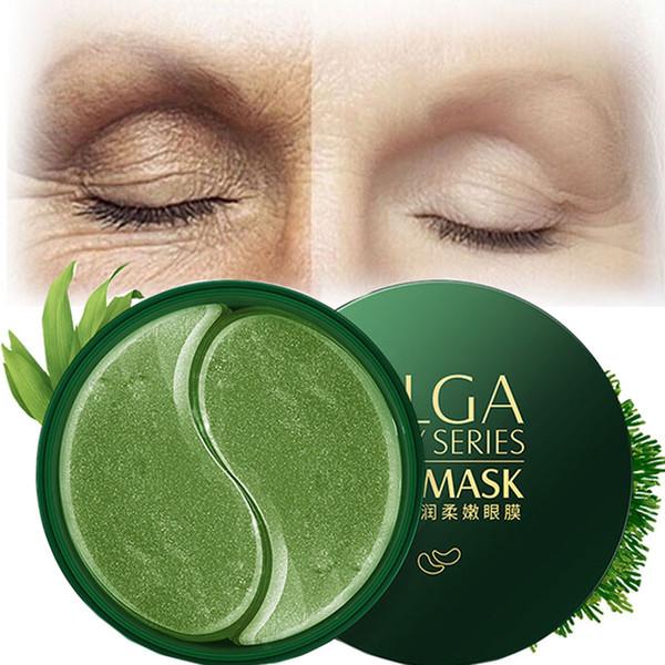 máscara de algas