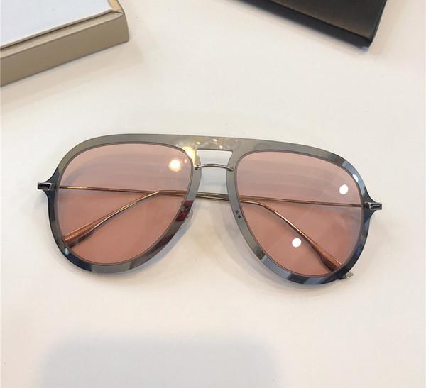 Venta al por mayor-Nuevas gafas de sol de diseñador populares Especialmente hechas con material de espejo completo Gafas de sol Gafas ultraligeras Protección UV400