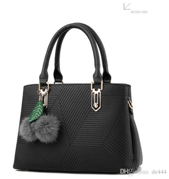 Borse a tracolla di grande capacità Manici superiori 2019 borse di lusso per designer di moda di marca Evening Shoulder Hobo Crossbody Seller handbag Yellow Khaki