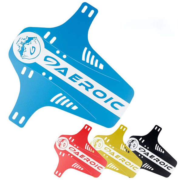 Colorful MTB Fenders Saddle Rail/Front Rear Frok Mud Guards Fixed Gear Road Bike Free Shipping
