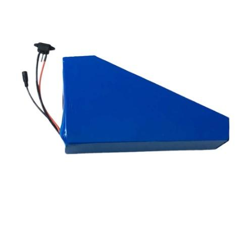 2000w electric bike kit lithium battery 52v 30ah 14s10p ncr18650pf li-ion 52 volt triangle ebike battery pack - from $364.25